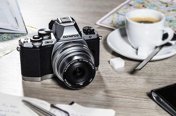 Olimpus - один из самых популярных производителей системных фотокамер