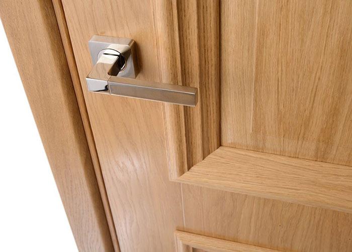 Ламинированные двери могут служить 5-10 лет, но не слишком устойчивы к повреждениям