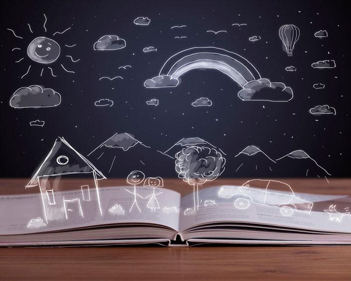 Для саморазвития ежедневно необходимо читать хотя бы по несколько страниц
