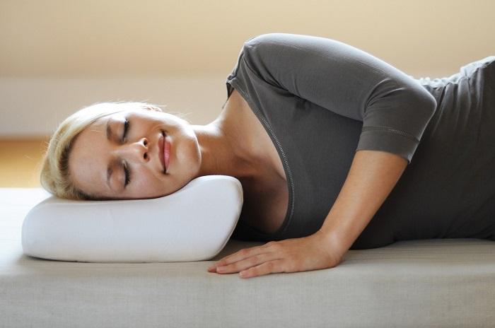 Ортопедическая подушка подарит вам здоровый и комфортный сон