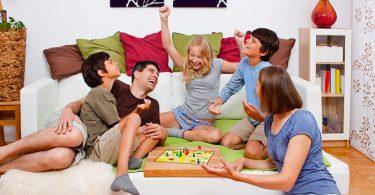 Настольные игры для всей семьи