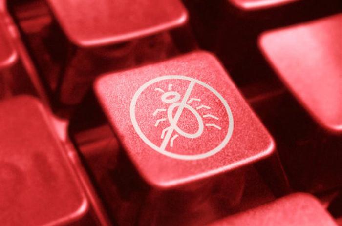 Установите один из антивирусов - это поможет сохранить ваши данные на компьютере