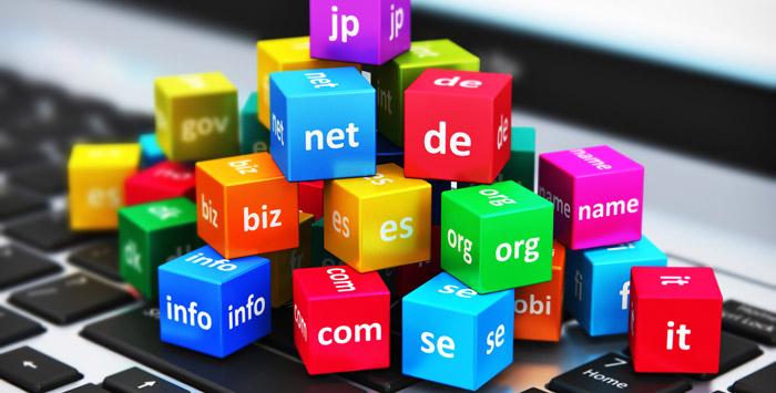 Для сайтов серьезных проектов выбирайте доменные имена первого уровня