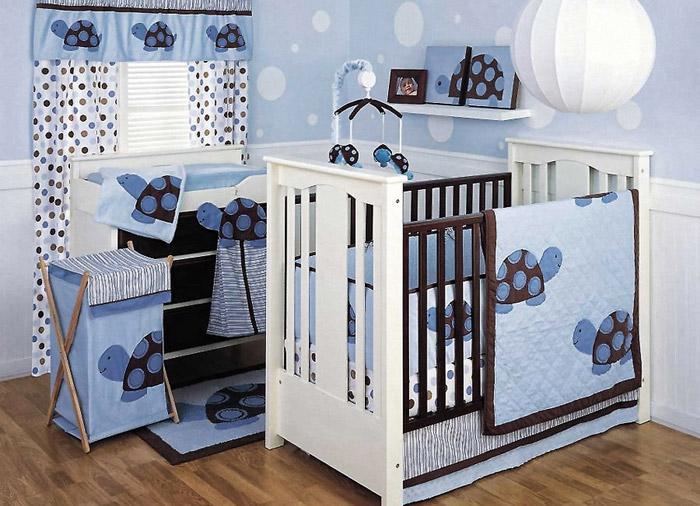 Классическая модель кроватки