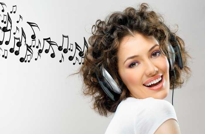 наушники для прослушивания музыки