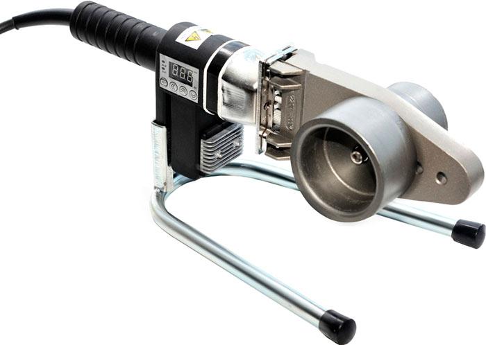 Для домашнего использования подойдет аппарат для сварки полипропиленовых труб мощностью 0,85 кВт