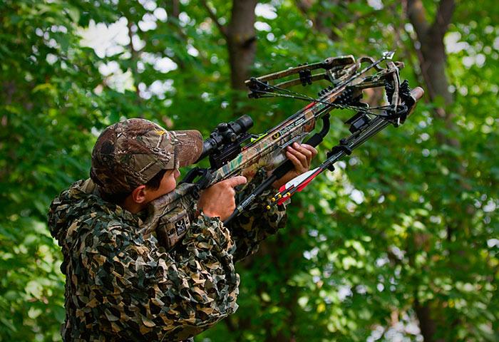 Охота с арбалетом в России запрещена