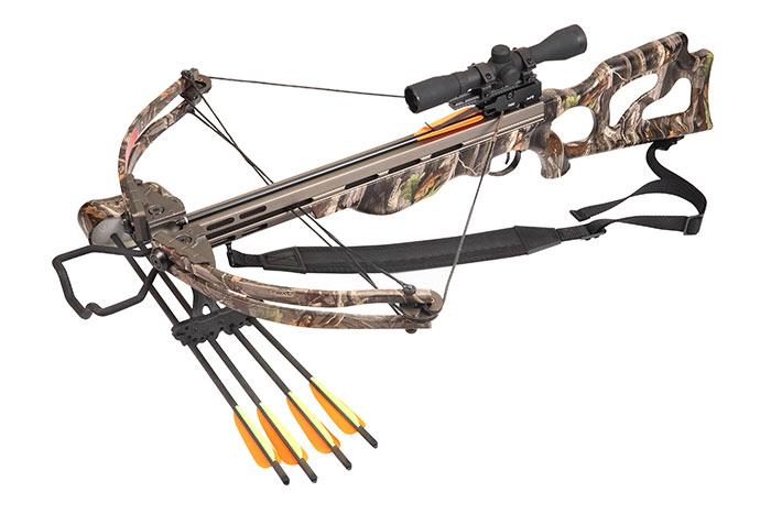 Изображение - Для охоты предпочтительнее приобретать арбалеты камуфляжного цвета