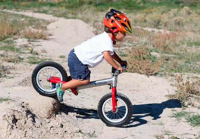 Беговел - первое самостоятельное средство передвижения для малышей