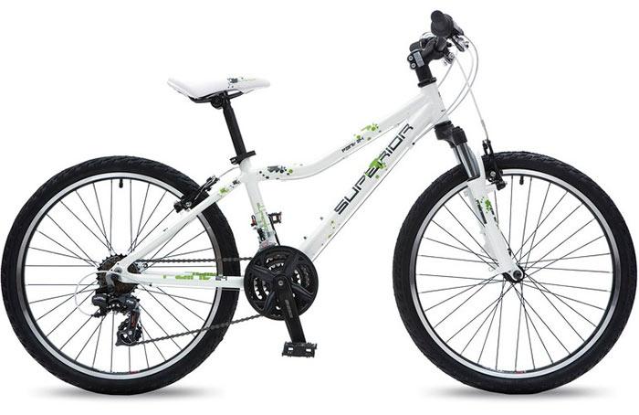 Для десятилетних детей можно покупать велосипед с переключением скоростей