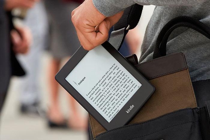 Оптимальный и самый популярный размер электронной книги - 6 дюймов