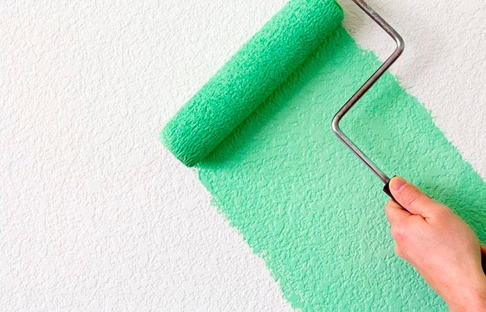 Под покраску лучше всего подходят флизелиновые обои