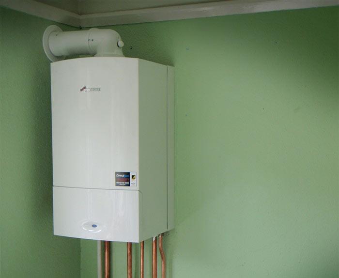 Для установки газового котла необходима вытяжка