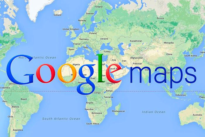 Google Maps - самый популярный навигатор, работающий без интернета