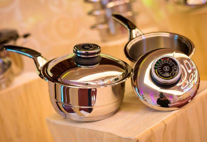 Посуду для индукционной плиты можно мыть в посудомоечной машине