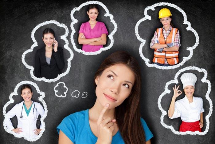 Тест не даст однозначного ответа о выборе профессии. но поможет определить интересы и способности подростка