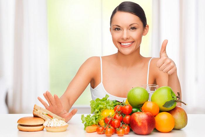 Главное при профилактике и лечении простуды - правильное питание