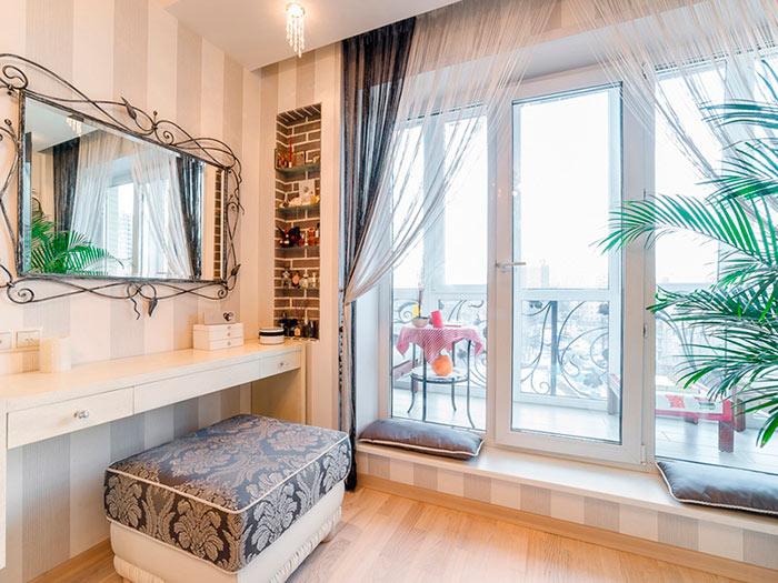 Пластиковые окна в квартире обеспечивают теплосбережение, звукоизоляцию, защиту от влаги