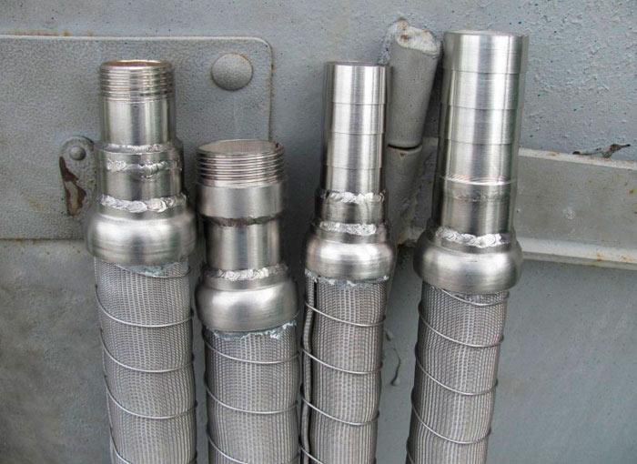 Сетчатый фильтр для скважины