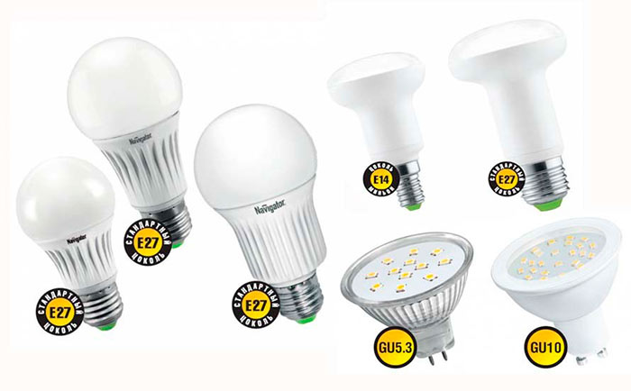 При непрерывном свечении хорошие светодиодные лампы могут работать до 6 лет