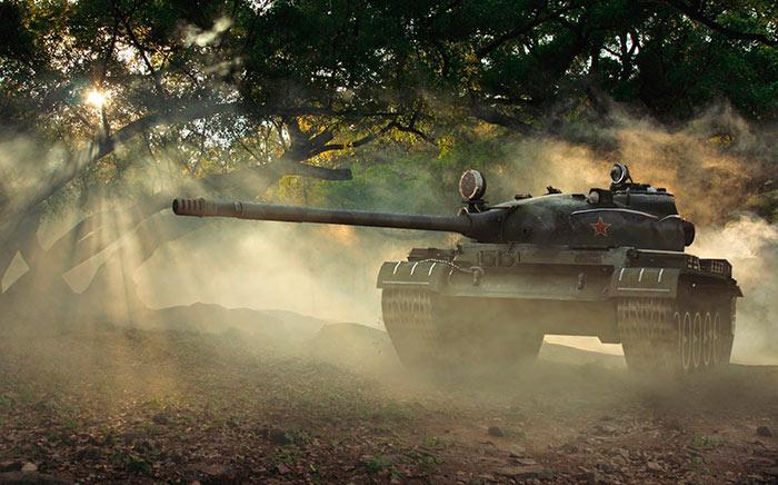 Танк Т-62А