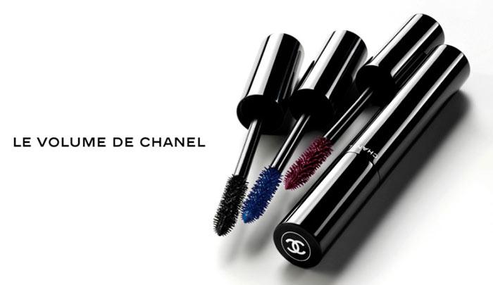 Chanel - самый популярный производитель туши для ресниц