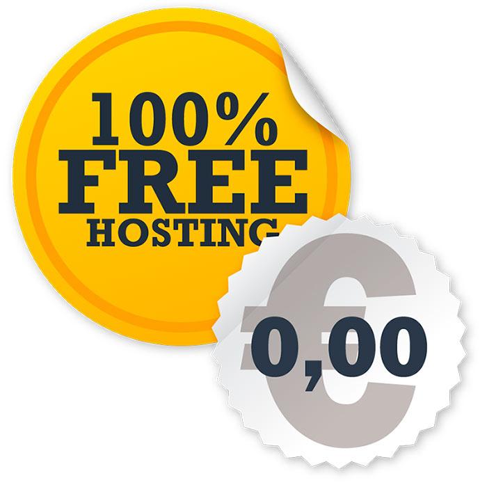 Для серьезных проектов бесплатный хостинг лучше не использовать