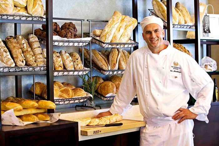 В условиях кризиса спрос на хлебобулочные изделия растет