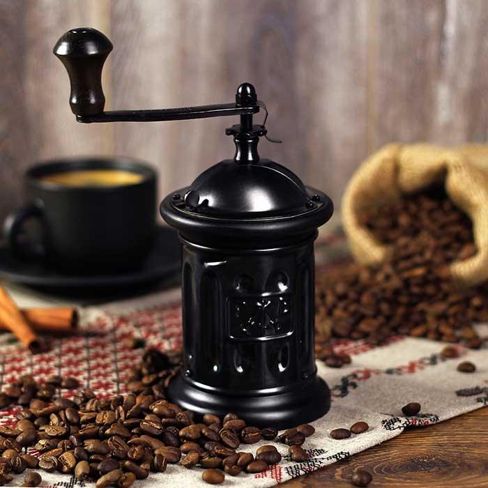 Используйте кофемолку только для перемалывания кофе