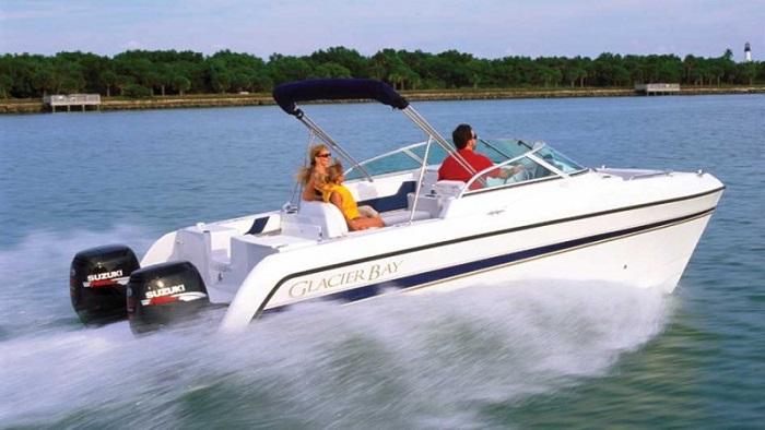 Лодочный мотор Sailor GM – T2.6: компактный, легкий, недорогой