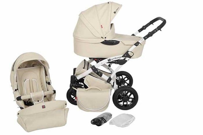 Универсальная коляска для новорожденных - максимальное удобство и комфорт