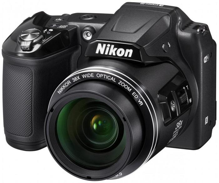 Фотоаппаты Nikon входят в тройку лидеров по продажам