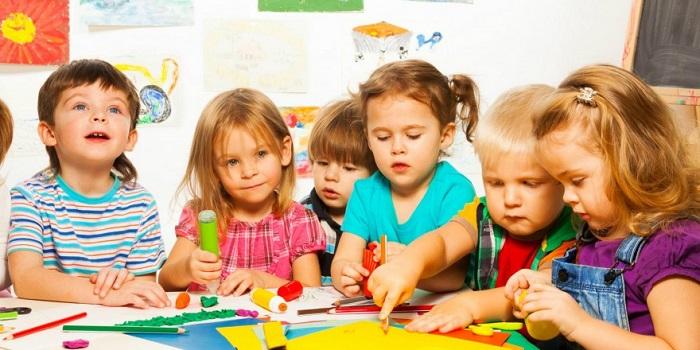 Частные детские сады и развивающие центры пользуются спросом у молодых родителей
