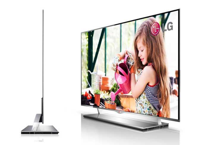 Телевизоры с OLED-экраном легкие, компактные, но недолговечны
