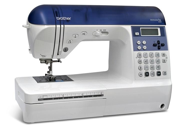 Компьютерные швейные машинки имеют множество полезных функций, облегчающих работу