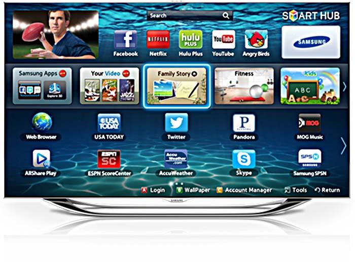 Smart-телевизор