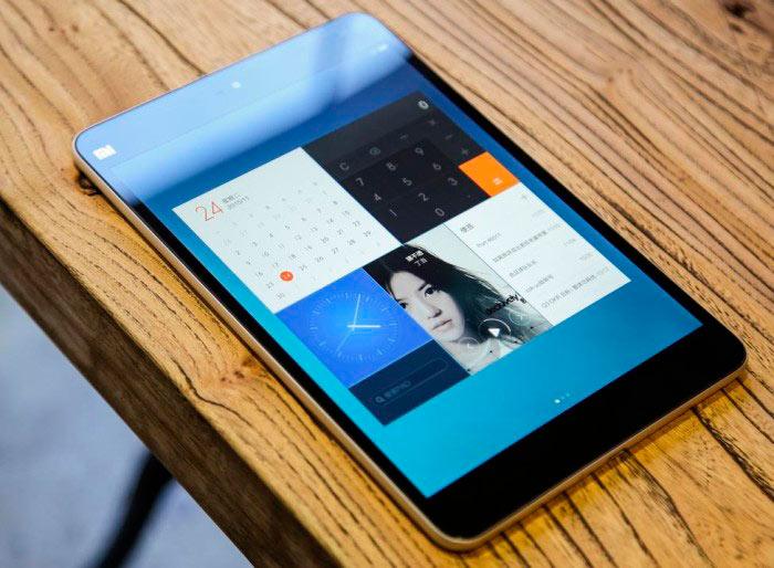 Xiaomi MiPad 2 - конкурент iPad