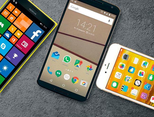 Магазин Андроид предлагает больше различных функциональных приложений, чем Виндовс