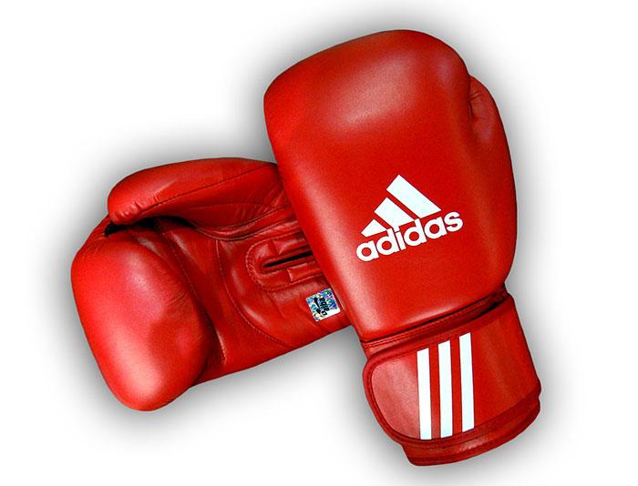 Самый популярный вид фиксации перчаток - на липучке