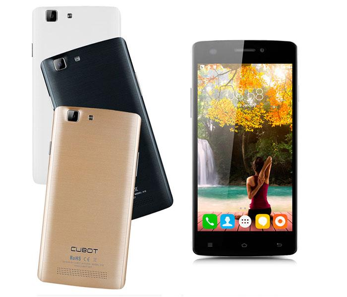 Cubot - один из лучших бюджетных смартфонов 2016 года