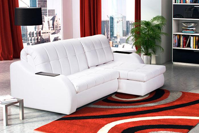 Лучшее наполнение для дивана - пружины + поролон
