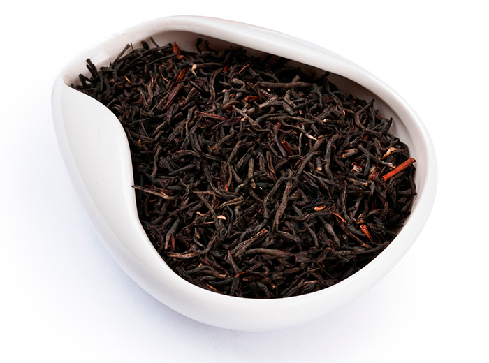 Черный крупнолистовой чай