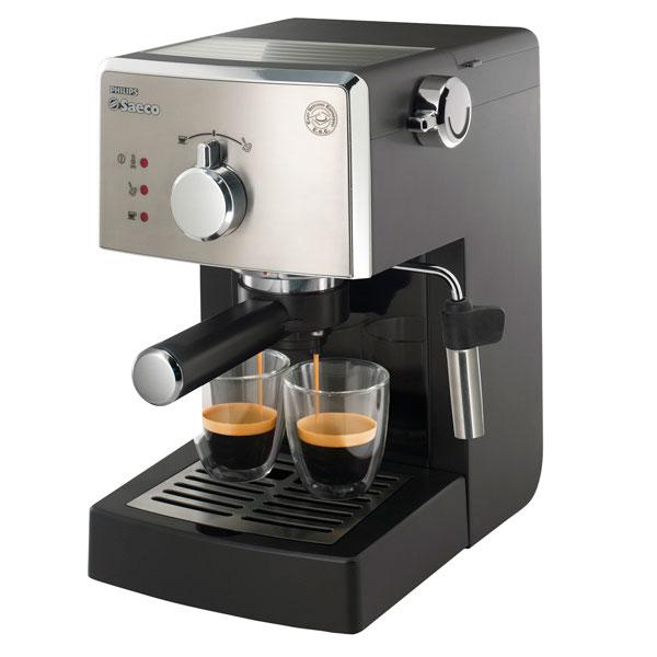 Кофеварка рожкового типа - самый подходящий для дома вариант