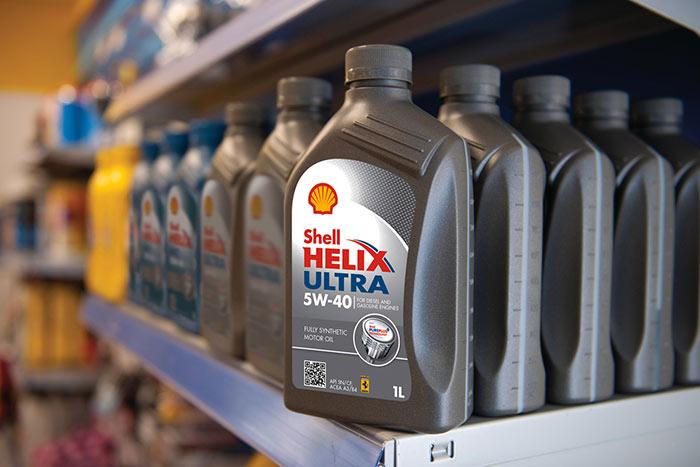 Моторное масло Shell - одно из самых популярных у автолюбителей