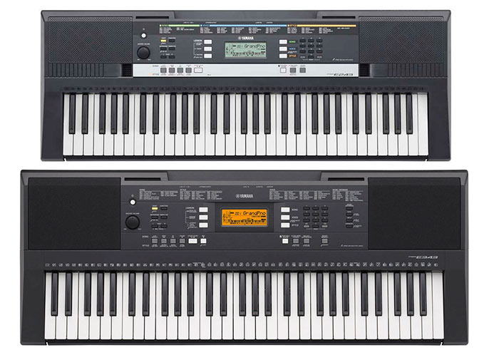 Для начинающих подойдут синтезаторы Casio, Yamaha, Roland, Korg