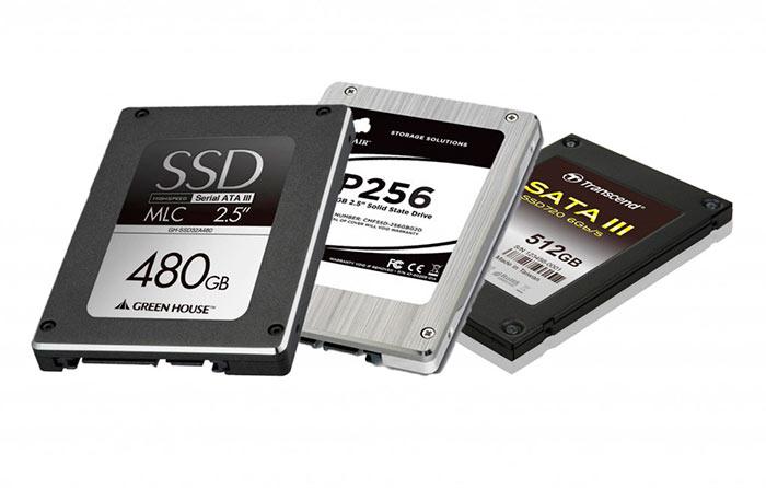 SSD диск имеет высокую производительность