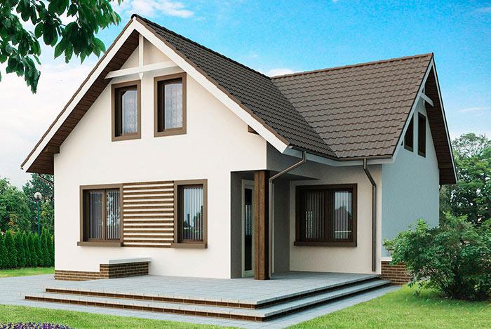 Пенобетон применяют для малоэтажного строительства, газобетон - многоэтажного
