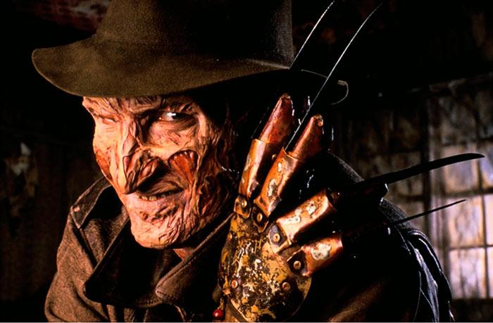 Кошмар на улице Вязов - классика фильмов ужасов