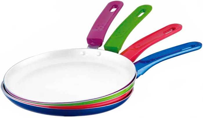 Блинная сковорода с керамическим покрытием