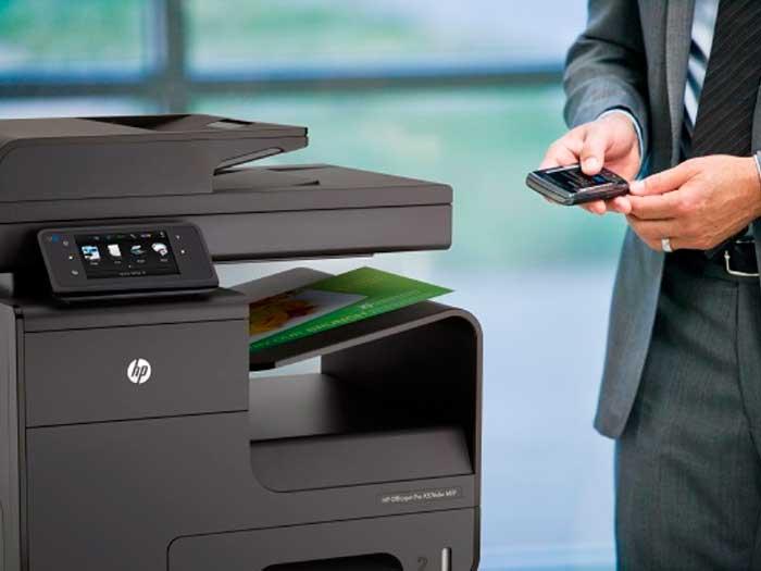 Быстрая скорость печати - одно из главных достоинств лазерного МФУ